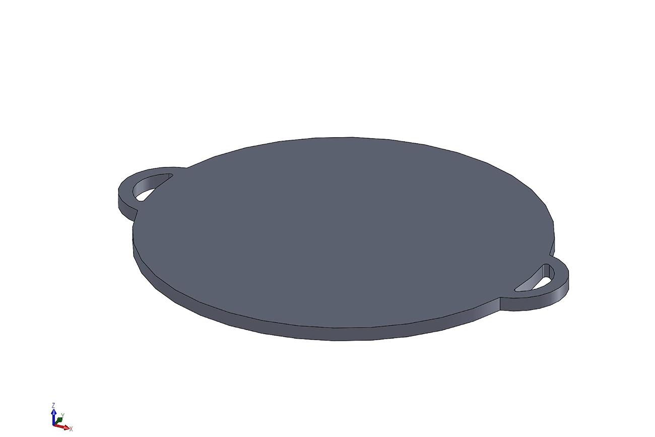 Custom pan